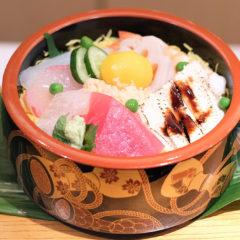 寿司高辰の100年つづくちらし寿司