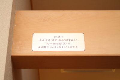 西宮北口寿司高辰の歴史