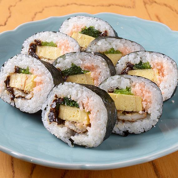 寿司高辰の巻き寿司